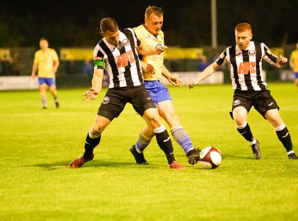 Warrington 2-0 Colls